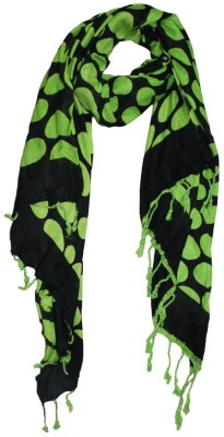AS42 Geometric Print Viscose Women's Stole