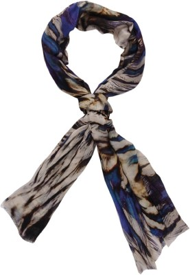 Toscee Printed 90%Modal, 10%Cashmere Women,s