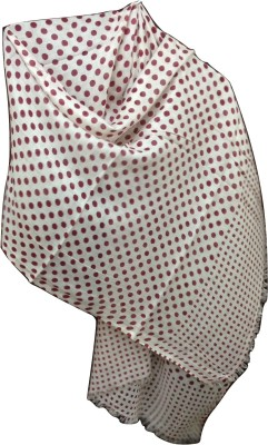 KaSikh Polka Print Cotton Women's Stole