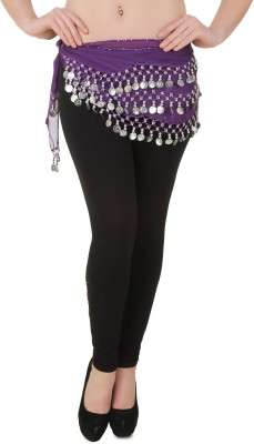 Hip Shakers Embellished Chiffon Women,s Scarf