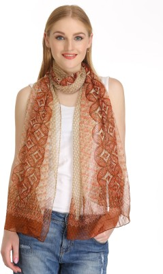 COOL THREADS Printed VISCOSE Women's Scarf