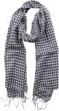 Dushaalaa Checkered Coton Women's Scarf