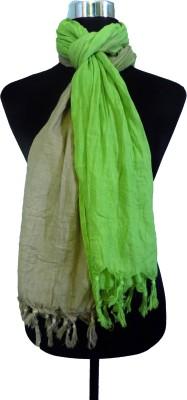 Shiborika Self Design Cotton Women's Stole