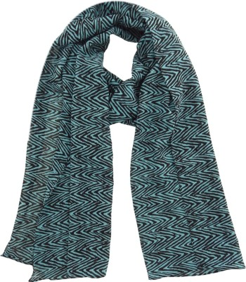 Hi Look Embellished Polyester Women's Scarf