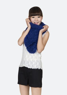 iSweven Solid Nylon Women's Scarf