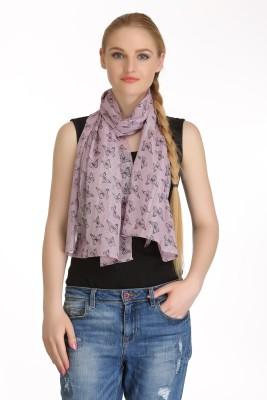 Cool Threads Printed Cotton Lurex Women's Scarf