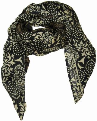 Srinika Designs Printed Silk Women's Scarf