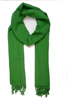 Add to Style Solid Polyster Women's Scarf