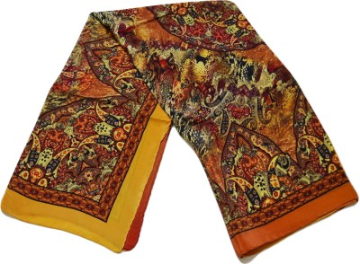 Sakshi International Printed Silk Women,s