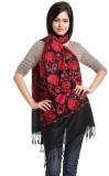 Aapno Rajasthan Floral Print Wool Women'...