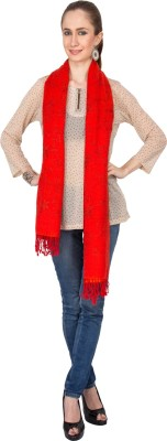 Diti Self Design Wool Women's Stole