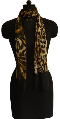 Jupi Animal Print Polyester Women's Stole