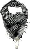 Muumuu Checkered Cotton Men's Stole