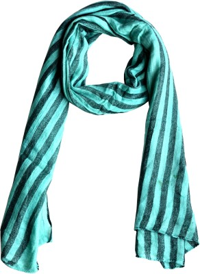 Aarti Collections Striped Viscose Women's Stole