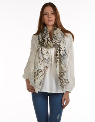 DC Concepts Printed Viscose Women's Scarf