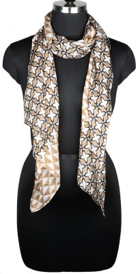 IR Acc Printed Silk Women's Scarf