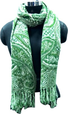 Promotionalclub Printed Wool / Viscose Women,s Scarf