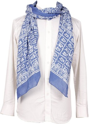 Navrang Colours of India Printed Cotton Women,s, Men's Stole