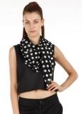 Fuziv Printed Polyester Women's Scarf