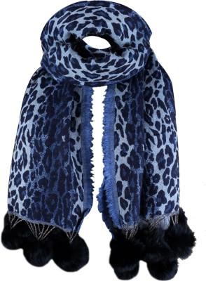 Super Drool Self Design Woolen Women's Stole