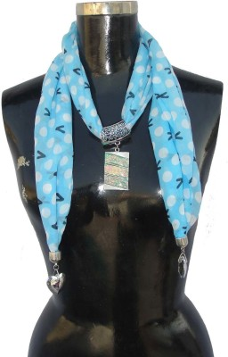 ALAR Solid Cotton Women's Scarf