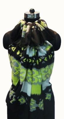 Otua Printed Polyester Women's Scarf