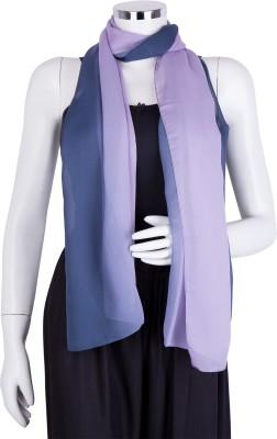Insyync Solid Polyester Women's Scarf