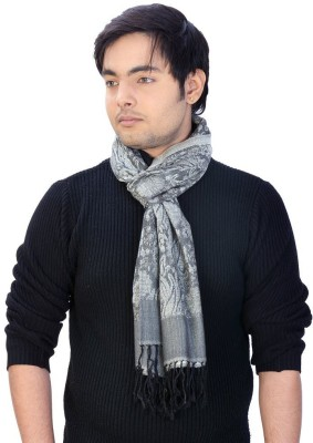 Ethnictreat Printed Modal Silk Men's Stole