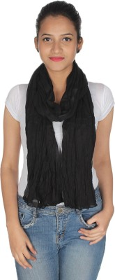 Anekaant Solid Cotton Women's Scarf