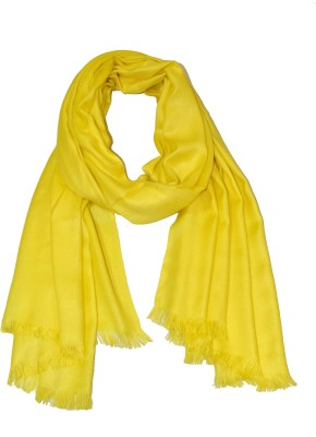 COURTLY LOVE Solid Viscose Twill Women's Stole
