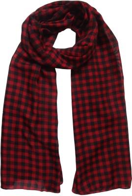 Mesmerize Checkered cotton Women,s, Girl's Stole