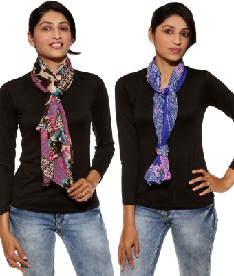covetindia Printed Cotton Womens Stole