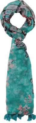 Sunsilk Enterprises Printed Polyester, Cotton Women's Stole