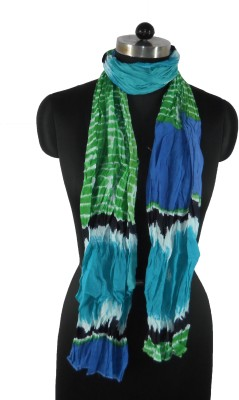 NEHANCHAL Printed Cotton Womens Stole