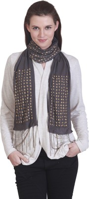 Famous Embellished Rayon Women's Scarf
