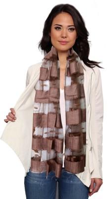 Super Drool Self Design Silk Women's Stole