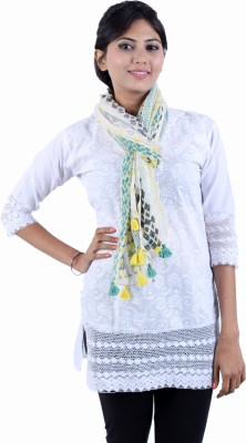 Jaipur Vogue Printed Linen Women's Stole