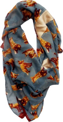 MAGA Printed Cotton Voile Women's Scarf