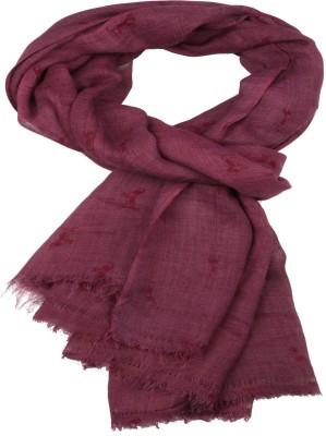 IRACC Printed Wool Women's Scarf