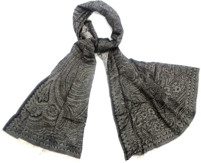 Zapia Embellished VISCOSE Women's Scarf