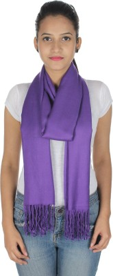 Anekaant Solid Viscose Women's Scarf