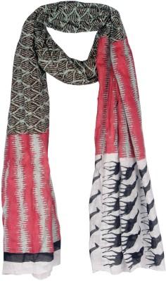 True Fashion Printed Cotton Women's Scarf