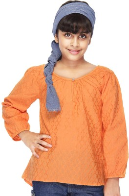 Citypret Solid Cotton Girl's Scarf