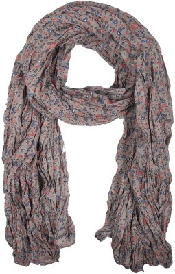 Holidae Solid viscos crepe Women's Scarf