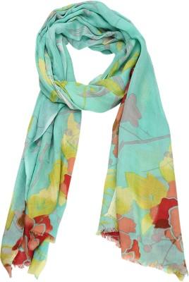 Cashmere Craft Floral Print Viscose Women,s