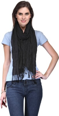 Itnol Solid Cotton, Viscose Women's Scarf
