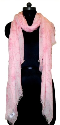 Knot Me Printed Viscose Women's Scarf