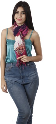 Famous by Payal Kapoor Printed Cotton Women's Scarf