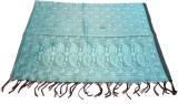 Piet Printed Art Silk Women's Scarf
