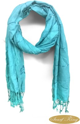 ScarfKing Solid Rayon Women,s
